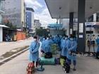 Người lao động bắt đầu rời Bắc Giang tạm trở về địa phương