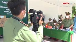 Chuẩn bị tác phẩm tham dự ngày hội của người làm báo hình CAND