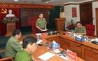 Bộ trưởng Tô Lâm làm việc về công tác giáo dục, đào tạo trong CAND