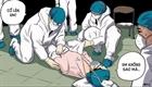 Những bức vẽ tri ân y, bác sĩ tuyến đầu chống dịch