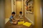 Vấn đề vui chơi và bảo vệ trẻ em mùa dịch