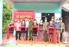 Công an Thừa Thiên - Huế bàn giao mái ấm tình thương cho hộ nghèo
