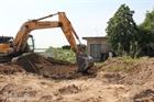 Phát hiện hộ kinh doanh chôn lấp hơn 500 tấn chất thải công nghiệp