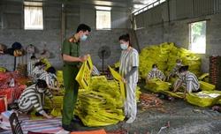 Trại tạm giam Công an tỉnh Thái Nguyên triển khai công tác đặc xá