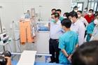 Khánh thành bệnh viện dã chiến điều trị bệnh nhân Covid-19 tại Hà Nội