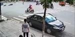 Phóng nhanh vượt đèn đỏ, thanh niên gây tai nạn kinh hoàng