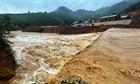 Những thiệt hại ban đầu do mưa bão số 5