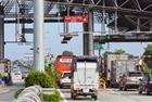 Tuyến cao tốc Pháp Vân - Cầu Giẽ ngày đầu thu phí trở lại