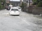Mưa bão tại Nhật Bản, Trung Đông hứng chịu bão cát