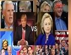 Cuộc đua sát nút giữa Donald Trump và Hillary Clinton