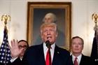 Tổng thống Mỹ sẽ gây sức ép buộc Trung Quốc nỗ lực trong vấn đề Triều Tiên