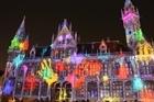 Rực rỡ sắc màu với Lễ hội ánh sáng tại Lyon