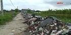 Ô nhiễm bãi rác làng nghề Hoàng Diệu