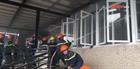 Lâm Đồng: Cháy quán nhậu ở khu phố sầm uất