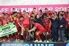 Việt Nam vô địch AFF Cup 2018: 10 năm chờ đợi