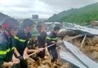 Lên miền núi giúp dân khắc phục hậu quả mưa bão