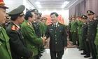 Thứ trưởng Nguyễn Văn Sơn chúc Tết Công an TP Đà Nẵng