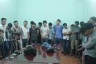 """Tạm giữ 38 đối tượng trong vụ """"hỗn chiến"""" đêm 30 Tết ở Đồng Nai"""