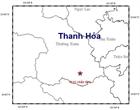Động đất 3 độ richter lần đầu xảy ra ở biên giới Thanh Hóa
