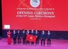 Việt Nam đoạt 8 Huy chương tại Olympic Vật lý Châu Á lần thứ 19