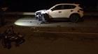 Đâm trực diện ô tô, 1 thanh niên tử vong