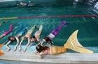 Phần Lan dạy học sinh bơi như nàng tiên cá