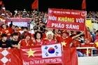 Ngăn chặn nạn đốt pháo nổ ăn theo trận đấu của U22 Việt Nam