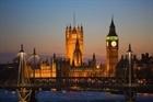Tháp Big Ben đã sẵn sàng điểm chuông chào năm mới