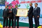Đồng chí Phạm Minh Chính làm việc tại Công an tỉnh Tuyên Quang