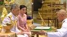 Nhà vua Thái Lan sắc phong Hoàng hậu