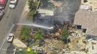 Nổ khí gas tại Nam California khiến 16 người thương vong
