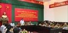 Đoàn kiểm tra của Bộ Chính trị làm việc tại Công an tỉnh Thái Bình