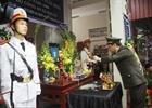 Thượng úy Công an hy sinh trong khi làm nhiệm vụ