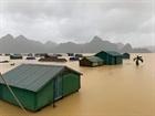 2 người chết, 1 người mất tích do mưa lũ ở miền Trung