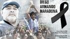 Người hâm mộ tiễn biệt huyền thoại Maradona