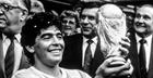 Cộng đồng mạng tiếc thương huyền thoại Maradona