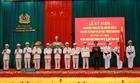 Cục Cảnh sát Quản lý trại giam, cơ sở giáo dục bắt buộc, trường giáo dưỡng đón nhận Huân chương Bảo vệ Tổ quốc hạng Nhất