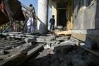 Một loạt rocket bắn vào thủ đô Kabul gây thương vong