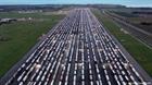 Mở cửa biên giới Anh - Pháp giải tỏa xe bị mắc kẹt