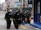 Hàn Quốc lại phát hiện ổ dịch Covid-19 mới tại tỉnh Daegu