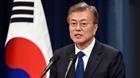 Tỷ lệ ủng hộ Tổng thống Hàn Quốc tăng lên mức cao nhất từ đầu năm