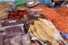 Cá khô tẩm ướp hóa chất thách thức thiu thối