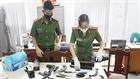 Vận động thu hồi vũ khí, vật liệu nổ trên địa bàn Nam Định