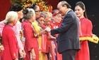 Gặp mặt, tri ân Mẹ Việt Nam anh hùng