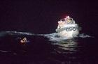 Bão Maysak gây đắm tàu chở 43 thủy thủ ngoài khơi Nhật Bản