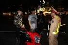Trắng đêm cùng lực lượng 911 Công an TP Đà Nẵng