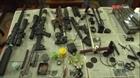 Cà Mau: Kiểm tra phát hiện nhiều súng tự chế