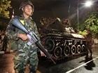 Quân đội sẽ đưa xe tăng và pháo binh vào Bangkok