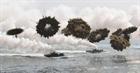 Hàn - Triều đấu pháo, dân sơ tán khẩn cấp