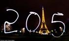 Thế giới hân hoan chào năm mới 2015